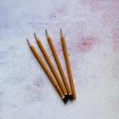 Мягкий карандаш 5B - 8B